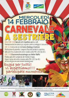 Sestriere Carnival