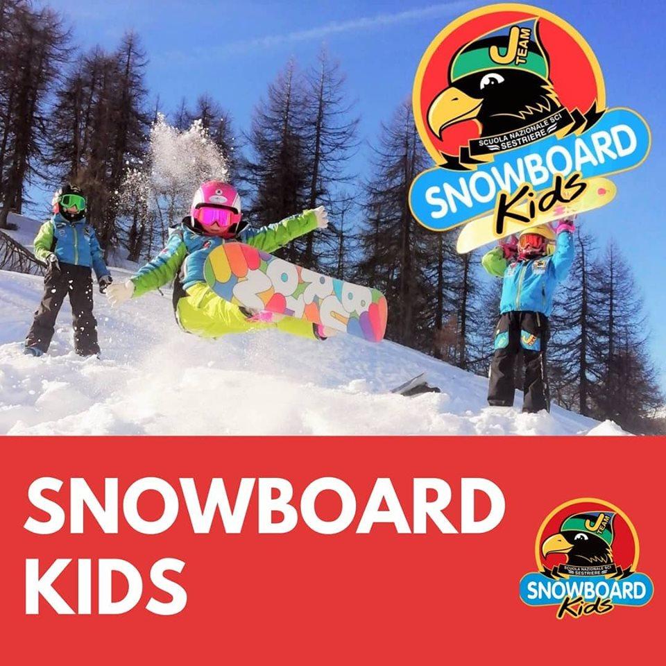 SNOWBOARD KIDS 2020_ISCRIZIONI APERTE!!!