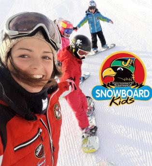 SNOWBOARD KIDS 2019_ISCRIZIONI APERTE!!!